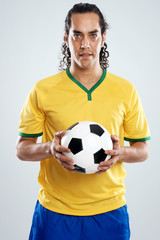 brazil football player