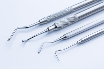 tooth cleaning basic dentist cutlery