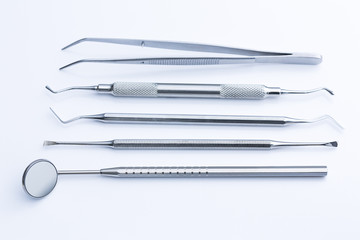 Dental Examining Instruments