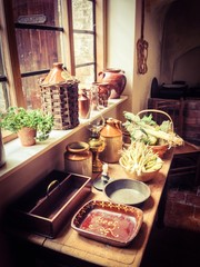 period house kitchen