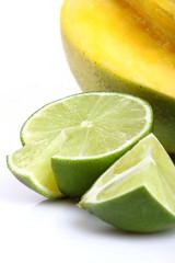 Lime e mango