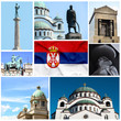 Serbia collage