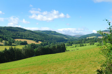 Tweed valley near Fairnilee