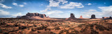 Monument valley panoramic view - 65525909