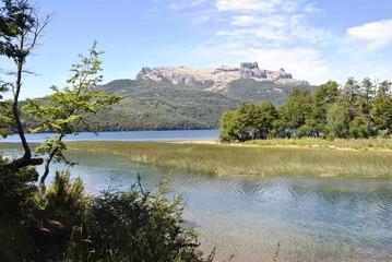 Lago Falkner, Siete Lagos, San Martín de Los Andes