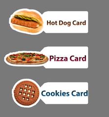 Food Card