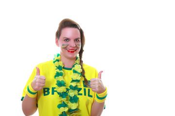 Winner Soccer Fan