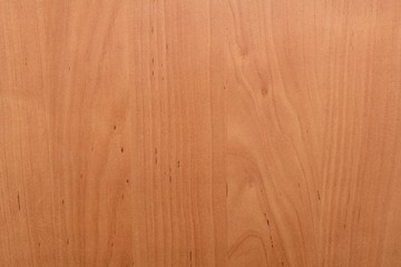 Abstract brown wooden background with veneered surface.