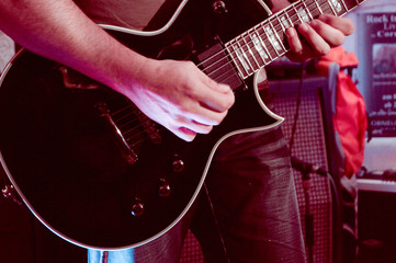 Gitarren Gig