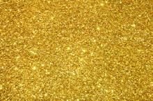 Gold-Pailletten Hintergrund