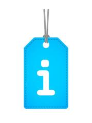 Shopping label icon