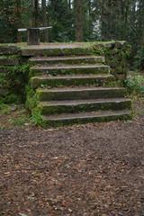 Die Schafott-Treppe