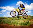 Motocross rider - 65544731