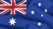 Flag of Australia - 65545115