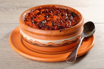 Baked Beans - Bowl of baked beans in tomato sauce - Prebranac