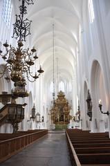helle Kirche in Skandinavien