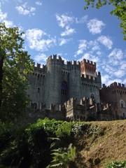 castello vicino a Saluzzo