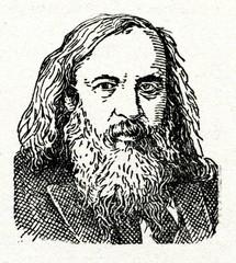 Dmitri Mendeleev, Russian chemist and inventor