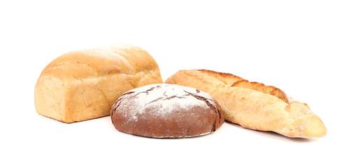Tasty bread.