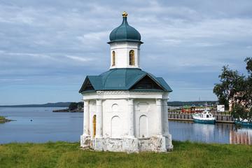 Chapel of Alexander Nevsky, Solovetsky monastery, Russia