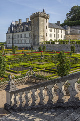 Villandry Chateau - Loire Valley - France