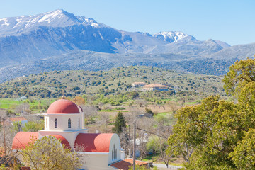 Kreta - Griechenland - Kirche von Lassithi