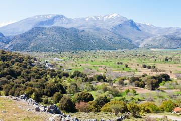Kreta - Griechenland - Ebene von Lassithi