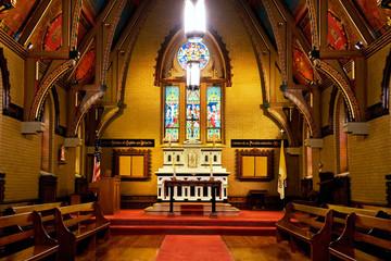 English Gothic Chapel