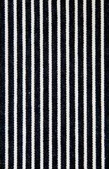 Navy blue striped denim texture.