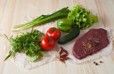 Мясо-овощи 4
