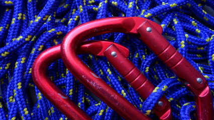 Cuerda y Mosquetones