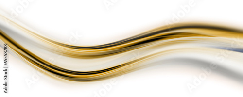 Staande foto Abstract wave abstract elegant background design with space for your text