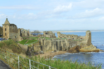 St. Andrews ancient castle