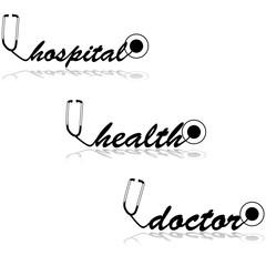 Healthcare stethoscope