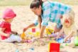 fun in sand