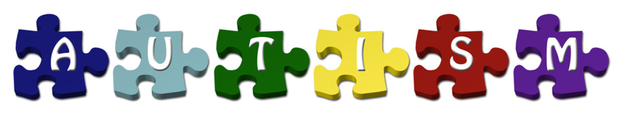 Autism Puzzle pieces