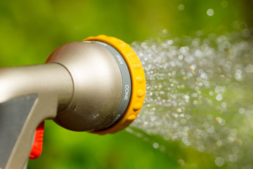Adjustable water sprayer