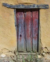 Puerta Vieja de Madera