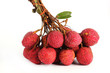 Fresh lychees fruit