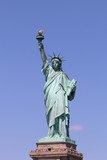 The Statue of Liberty on Liberty Island in New York City - 65571786