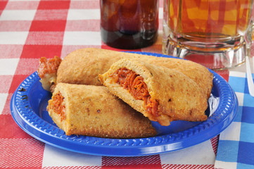 Pizza pockets