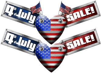 4th of July - Sale