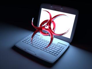 Virus in the PC (laptop)