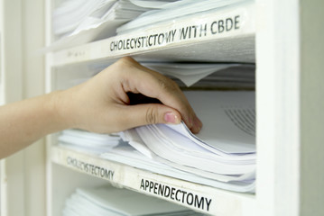 Surgery Files And Documents