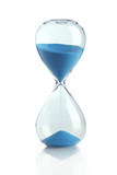 Fototapety Blue hourglass