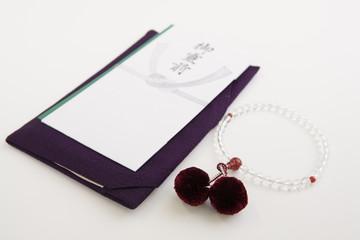 香典袋 ふくさ 数珠