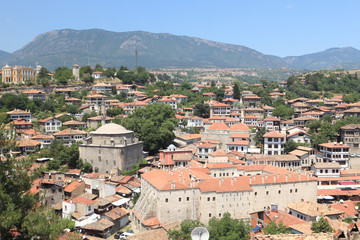Panorama of Safranbolu, Turkey