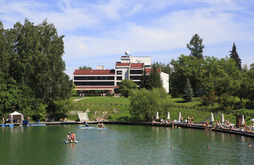 "Hotel ""Yugoslavian"". Hotel and Health Resort recreation complex"