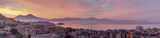 Fototapety Panorama di Napoli