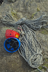 Rope and Helmets